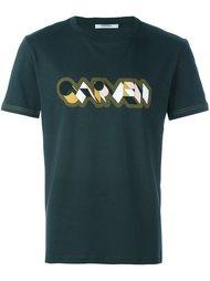 футболка с логотипом Carven