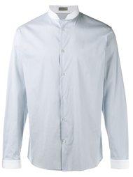 рубашка с воротником-стойкой  Dior Homme