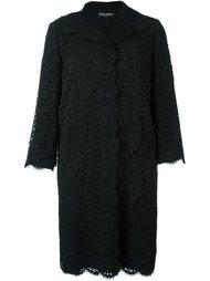 кружевное пальто  Dolce & Gabbana