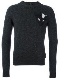 вязаный свитер  Nº21
