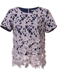 декорированная блузка 'Waldorf'  Zac Zac Posen