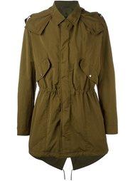 """куртка в стиле """"милитари"""" с присборенной талией Dior Homme"""