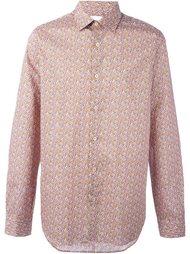 geometric print shirt Paul Smith