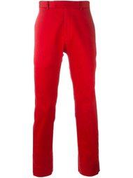 классические брюки-чинос Dior Homme