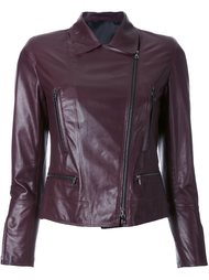 куртка 'Motard Glove Prune' Sylvie Schimmel