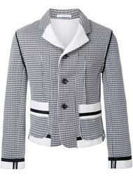 пиджак с застежкой на три пуговицы Aganovich