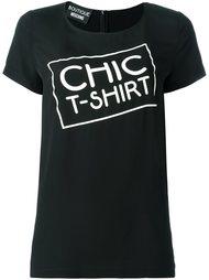 T-shirt top Moschino