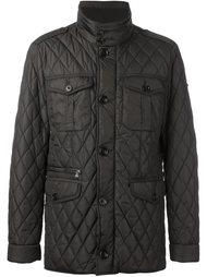 стеганая куртка Hackett