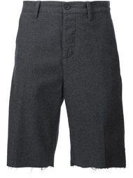 шорты с необработанными краями Outerknown