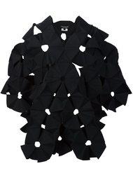 асимметричное платье Junya Watanabe Comme Des Garçons