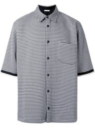 рубашка свободного кроя Aganovich