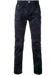камуфляжные джинсы кроя слим Loveless