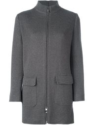 zipped coat Manzoni 24