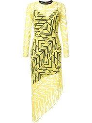 платье с геометрическим узором Manning Cartell