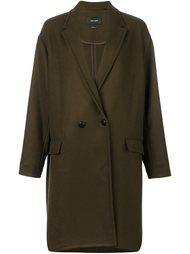 объемное пальто 'Filipa' Isabel Marant