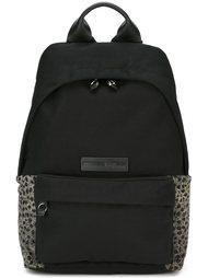 рюкзак с леопардовыми панелями McQ Alexander McQueen