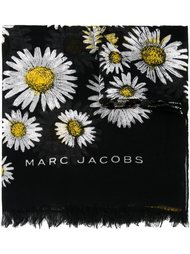 шарф 'Daisies Oblong' Marc Jacobs