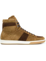 'Court Classic' hi-top sneakers Saint Laurent