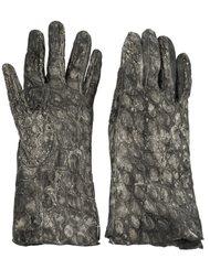 перчатки 'Soudeur' Isaac Sellam Experience