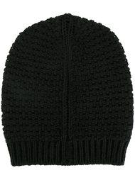 вязаная шапка-бини Rick Owens