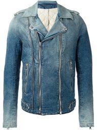 biker jacket Balmain