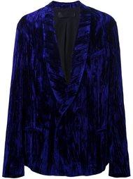 бархатный пиджак Haider Ackermann