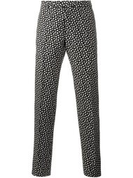 floral print trousers Dior Homme