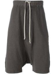 брюки 'Pods'  Rick Owens DRKSHDW