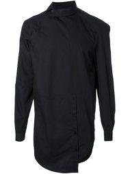 стилизованная асимметричная рубашка Icosae