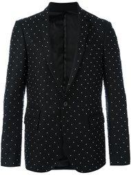 пиджак с заклепками Les Hommes