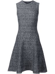 flared knitted dress Derek Lam