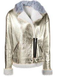 байкерская куртка 'Gold Bowery' Sandy Liang
