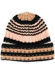 шапка-бини в полоску Sonia Rykiel