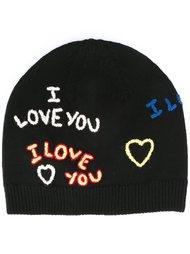 шапка-бини 'I Love You'  Kenzo