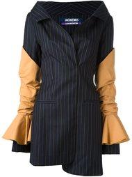 платье в тонкую полоску Jacquemus