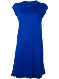платье с драпировкой на спине Maison Margiela