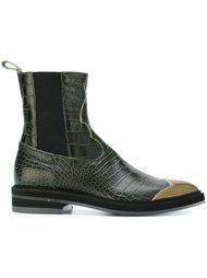ботинки Челси с заостренным носком Antonio Marras