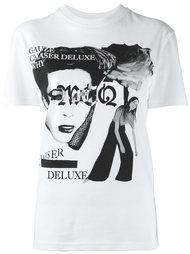 band print T-shirt McQ Alexander McQueen