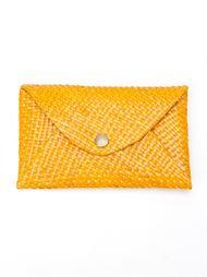 straw wallet Serpui