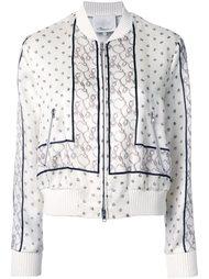 куртка-бомбер с принтом 3.1 Phillip Lim