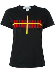patch detail T-shirt Comme Des Garçons Comme Des Garçons