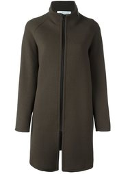 stand collar coat Gianluca Capannolo