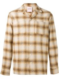 checked shirt Palm Angels