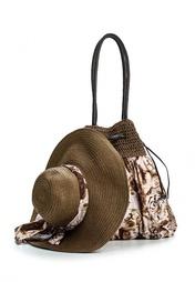 Комплект пляжный сумка и шляпа Venera