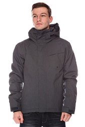 Куртка Quiksilver Mission Plus Jacket Asphalt