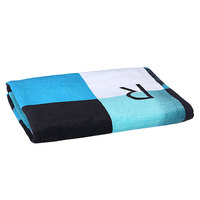 Полотенце Quiksilver Checkmate Towel Bhsp Hawaiian Ocean