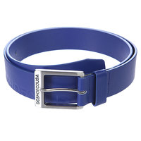 Ремень DC Banner Belt Royal Blue