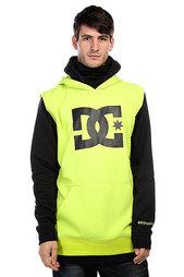 Толстовка сноубордическая DC Dryden Lime Punch