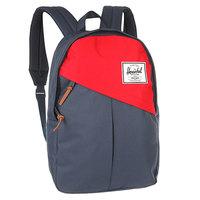 Рюкзак городской Herschel Parker Navy/Red