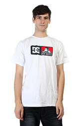 Футболка DC Logo Lockup White
